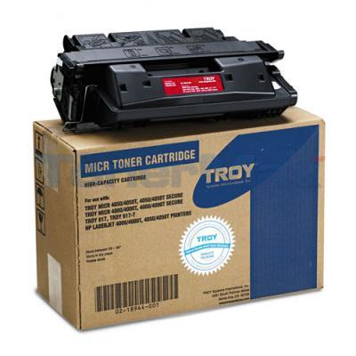 TROY 617 MICR TONER BLACK